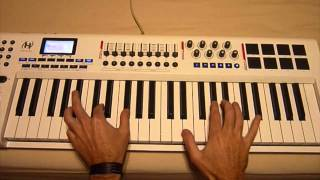 Alesso - Cool Feat. Roy English (Tuto Piano)