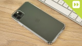 TOP 5 Best iPhone 11 Pro / Pro Max Clear Cases