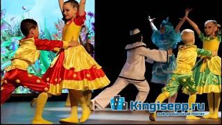 """ЭКСКЛЮЗИВ: грандиозно, великолепно, прекрасно! Мюзикл от студии """"Грация"""" в Кингисеппе. KINGISEPP.RU"""