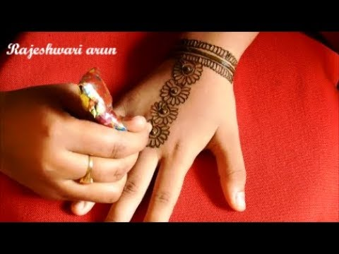 Download Eid Special Jewellery Style Mehndi Art Designs For Hands