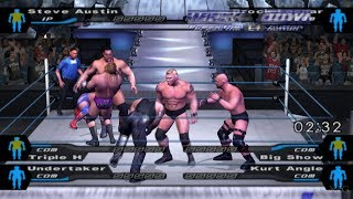 WWE SmackDown! Here Comes the Pain PS2 Gameplay HD (PCSX2)