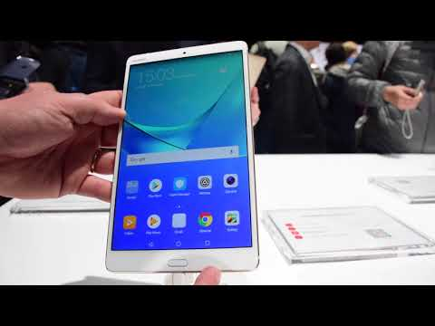 Anteprima Huawei Mediapad M5 8.4, 10.8 ed M5 Pro, Tablet Android