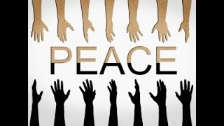 Be a peacemaker with One Love.