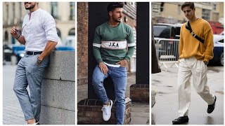Street Style Outfits For Mens//street Fashion Lookbook