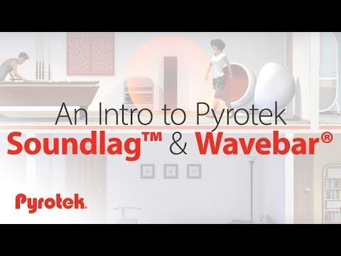An Introduction to Pyrotek Soundlag™ and Wavebar®