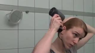 Ballroom Hair Tutorial EASY BUN