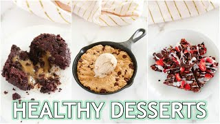 PALEO DESSERT RECIPES: Easy Healthy Desserts