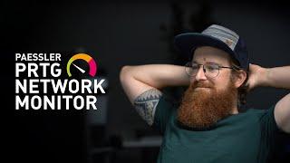 PRTG Network Monitor video