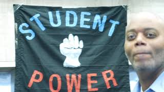 Howard University Administration Building Student Takeover