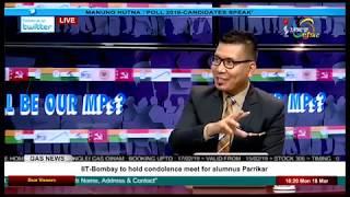 POLL 2019 CANDIDATES SPEAK On Manung Hutna 18 March 2019