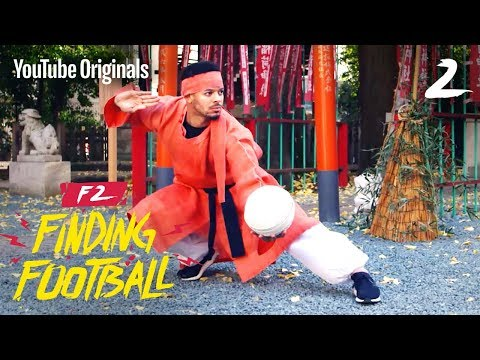 STEVE AOKI & THE NAIL THAT STICKS OUT   F2FF JAPAN ⚽️🇯🇵