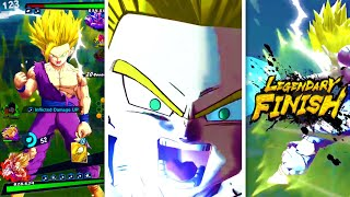 Is SSJ2 GOHAN better than BROLY in dragon ball legends?