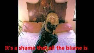 Dolly Parton Honky Tonk Angels with Lyrics