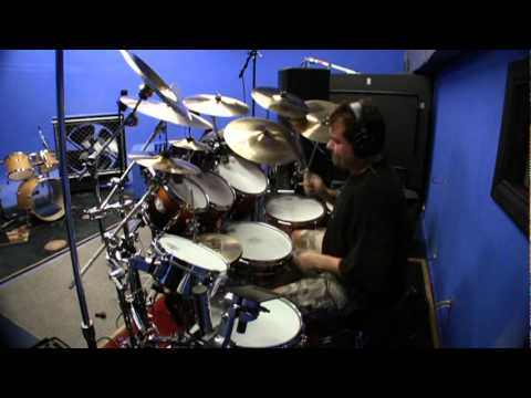 Mike Catone Drum Solo - 'Dain Bramage' - off of Gary Schutt's 'Loss 4 Words' CD