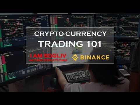 TRADING 101 WITH MASTER (BINANCE FUTURE) - PART 1
