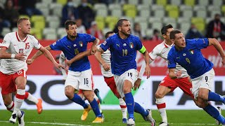 Polandia 0-0 Italia Matchday 3