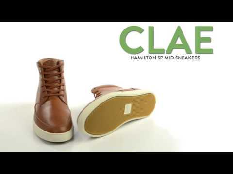 Clae Hamilton SP Mid Sneakers (For Men)