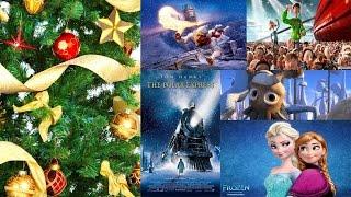 Лучшие Новогодние и Рождественские Мультики