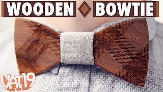 Video for The Wooden Bowtie