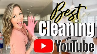 BEST CLEANING ON YOUTUBE | CLEAN WITH ME 2019 | WHOLE HOUSE DEEP CLEAN | EXTREME CLEANING MOTIVATION