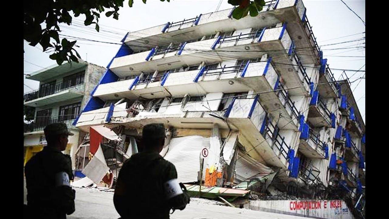 Earthquake DEVASTATES Mexico thumbnail
