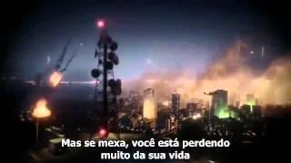 Avenged sevenfold-Until the end (Official music legendado )