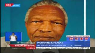 Remembering the life and times of Amb. Bethuel Kiplagat