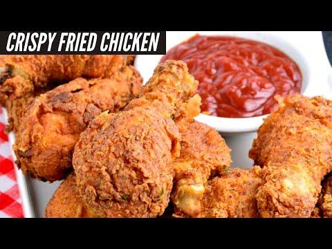 How To Make Crispy Fried Chicken – Chef Lola's Kitchen
