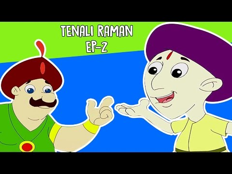 Tenali Raman Cartoon in Hindi | Short Stories For Kids | Tenali Raman Cartoon Stories [2] in HD