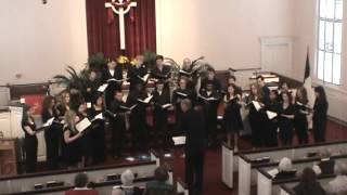 "Chamber Choir - ""Bring us, O Lord God"" (Harris)"