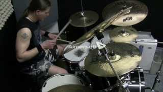 Arch Enemy - Despicable Heroes (drum cover)