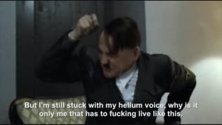 Hitler's helium rant