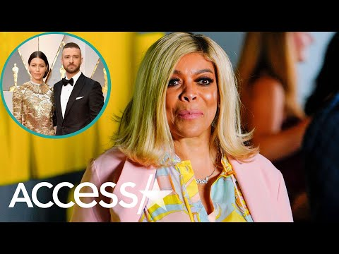 Wendy Williams Thinks Jessica Biel Made Justin Timberlake Apologize Publicly: 'Must Be Hell At Home'