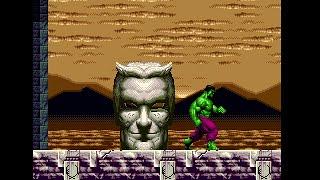 The Incredible Hulk | SNES Longplay