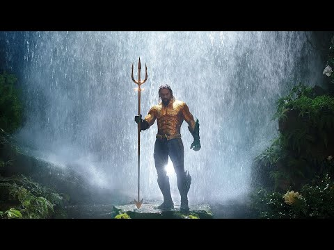 Download Aquaman Extended Trailer: Atlantis, Armored Sharks And Mermaid Nicole Kidman! HD Mp4 3GP Video and MP3
