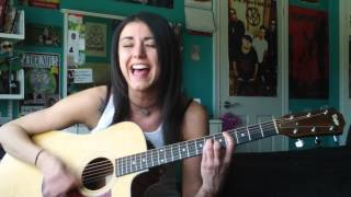 Strung Out -Lost Motel (Acoustic Cover) -Jenn Fiorentino