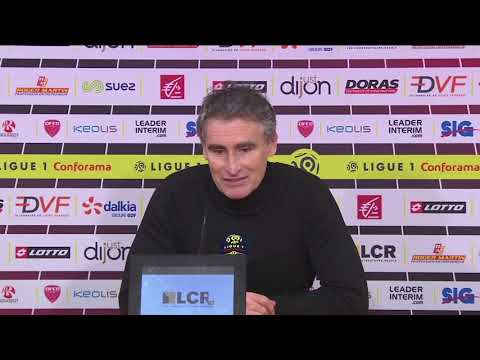 Dijon - Brest | La réaction des coaches