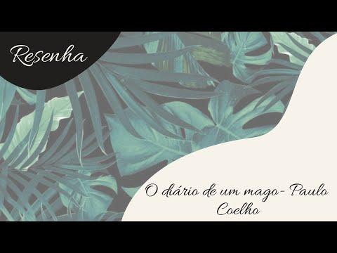 Resenha - O diário de um mago , Paulo Coelho
