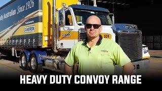 Penrite Convoy Heavy Duty Engine Oil Range. Used by Cameron Transport