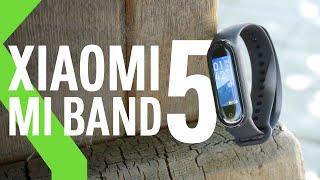 Xiaomi Mi Band 5, review | Más deportiva, menos autonomía y gran calidad/precio