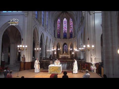 Messe du 3 septembre 2021 à Saint-Germain-l'Auxerrois
