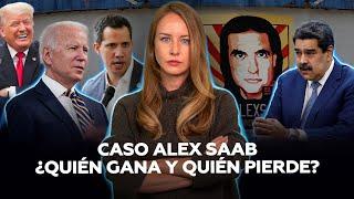 EXTRADICIÓN DE ALEX SAAB Y LOS OBJETIVOS POLITICOS ESTADOUNIDENSES
