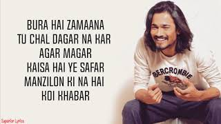 Bhuvan Bam - Safar (Lyrics) - YouTube