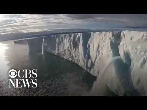 Arctic report card shows rising temperatures and vanishing sea ice