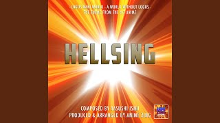 "Logos Naki World - A World Without Logos Theme (From ""Hellsing"")"