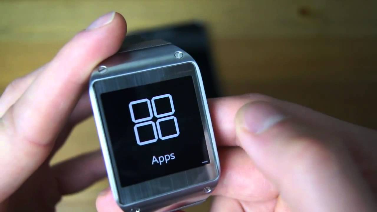 Descargar Quick Look: Some of the Apps Available for Samsung Galaxy Gear para Celular  #Android