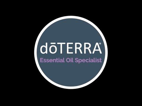 dōTERRA Essential Oil Specialist Certification - YouTube