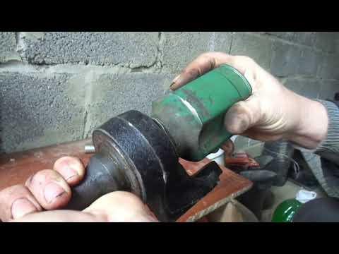 Ремонт внутренней гранаты -трипоид .ШРУС- без замены