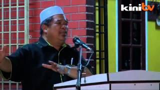 Mat Sabu: 'Duit Negara Kita Hilang Berjuta-juta'