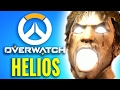 Upcoming Hero Helios Theory Overwatch Explained